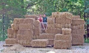 300 Straw Bales