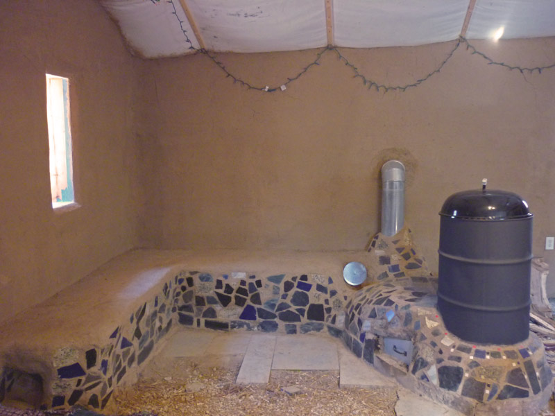 Rocket stoves and heaters on pinterest for Rocket stove home heating